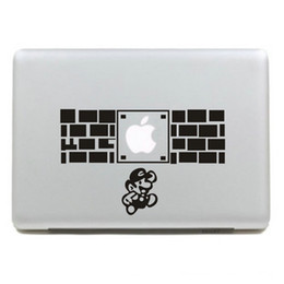 "Classiques vinyle en Ligne-Cool Hot Classique Sticker noir Fine circles icônes série Vinyl Decale Sticker Peau pour Apple MacBook Pro Air 11 ""13"" 15 ""Laptop Skins Sticker"