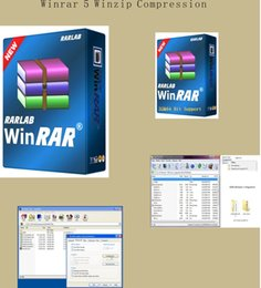 Wholesale 2017 WinRAR Best winzip compression Genuine Reseller read inside for proof