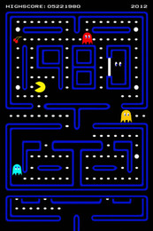 Wholesale Classic retro game Pac Man Print Poster Quality HD cm size game enthusiasts the best collection