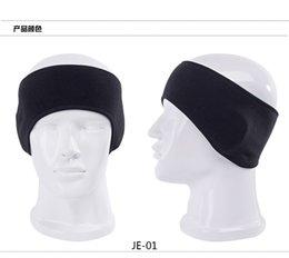 Winter Outdoor Sports Fleece Headband , Running Headscarf ,for Cycling ,Fishing,skiing Headband