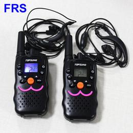 Portable VT-8 Mini Walkie Talkie 2 Way Radios 22 Channels Transceiver Transmitter PTT CB Radio Communicator with Earphone