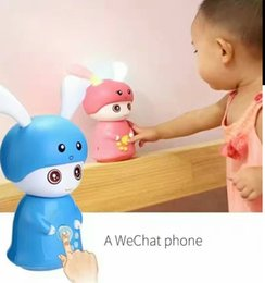 Wholesale wechat phone voice chat soft atmosphere lamp safeguad
