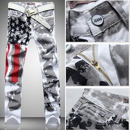 Wholesale Fashion hot mens designer jeans men robin jeans famous brand robin jeans denim with wings american flag jeans plus size