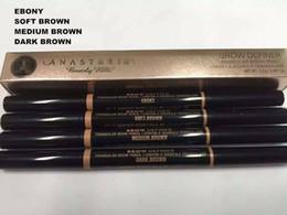 Wholesale Anastasian Eyebrow Pencil Makeup colors Paint for Eyebrows Cosmetics Eye Brow Liner Beauty Make Up Tools