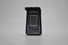 Wholesale Professinal Digital Alcohol Tester Detector Breathalyzer Fuel cell alcohol sensor
