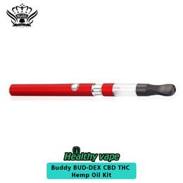 Serie ego recargable en venta-Buddy Bud Dex kits de iniciación Batería recargable E cig 350mAh Cargador de cartuchos de cartucho EGO \ BUD \ CE4 \ CE7 atomizadores