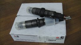 Cummins part Hot selling ISLe fuel injector 4940640 0445120121 Reliable diesel engine parts Cummins 6L fuel injector