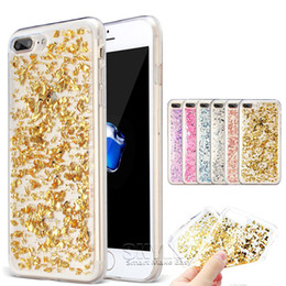 Wholesale For iPhone Bling Bling Case Colorful Soft TPU Glitter Crystal Case For iPhone S Plus Samsung S7 S6 Edge with OPP Package