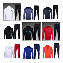 Wholesale AE Factory Thai Quality Soccer Shirt Kids Adult Set Long Sleeve Training Clothing and Short Sleeve Training Wear