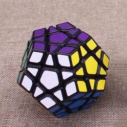 Kids Block Magic Cube Puzzle Games Children Plastic Polymorph Brinquedos Brain Teaser Cubo Megaminx Learning Education 80D0536