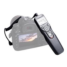 VILTROX Time Lapse Intervalometer Timer Remote Control Shutter with N3 Cable for Nikon D90 D600 D3100 D3200 D5000 D5100 D7000 DZ0144