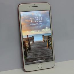 64bit Fingerprint 4G LTE Goophone i7 Plus Octa Core MTK6753T Android 6.0 Smartphone 4GB RAM 32GB ROM 1920*1080FHD 16MP Unlocked Cell Phones