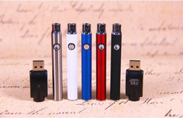 Ecigs 350mAh L0 Preheat Battery Blister Kit Multi Colors Operated LED Lighting Portable Battery 510 Cartomizer Used for the Thick Oil