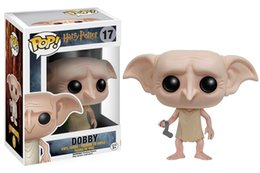 Funko POP Movies Harry Potter Action Figure - Dobby Figure Comes with Box