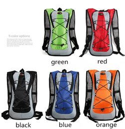 Wholesale Outdoor Gear Hiking Camping Sport Cycling Bags Men Women s Backpack Rucksack Trekking for Water Bag Multicolor Polyester L Hydration Packs