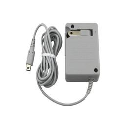 US EU UK Wall Accueil Travel Battery Chargeur Adaptateur CA pour Nintendo DS NDS DSi GBA SP XL 3DS 500pcs / lot Fedex livraison rapide DHL rapide à partir de ds gba de fournisseurs
