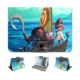 Wholesale Universal Rotating PU Leather Stand Case For inch Tablet PC MID iPad