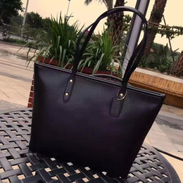 new real leather women tote hand bag high quality shopping Bags lady shoulder bag 36876