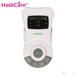 Wholesale Hailicare Allergy Reliever Low Frequency Laser Allergic Rhinitis Treatment Anti snore Apparatus Therapy Health Care Massager