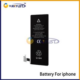 Wholesale Best Quality Built in Internal Li ion Battery Replacement For iphone S S C G P S s plus1430mah mah mah mah
