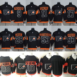 Wholesale Cheap Philadelphia Flyers Stadium Series Premier Hockey jerseys GIROUX SIMMONDS GOSTISBEHERE VORACEK LINDROS KONECHY