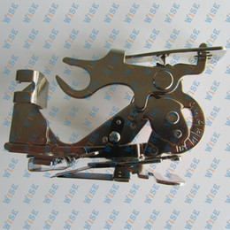 Wholesale 55642 High Shank Ruffler Foot for Babylock Brother Janome Juki Necchi Pfaff Viking sewing machine parts for BABYLOCK for domestic machines
