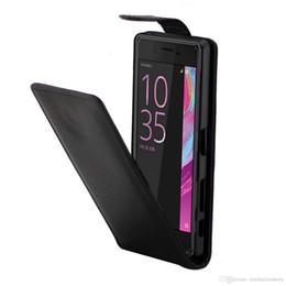 Flip PU Leather Pouch Case For Google Pixel Sony Ericsson Xperia E5 X F5122   XA E6533 Vertical Blank Smooth Plain Phone Bag Skin Cover 1pcs