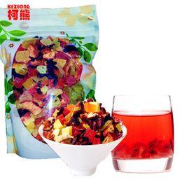 Wholesale C TS055 FREE SHIPPPING g NATURAL flower tea and fruit tea flavor tea