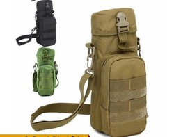 Wholesale Outdoor Sports Cups Hydration Gear Large Kettle Bag Custom Multi Function Riding Hanging Bags Tactical Little Messenger Package hw