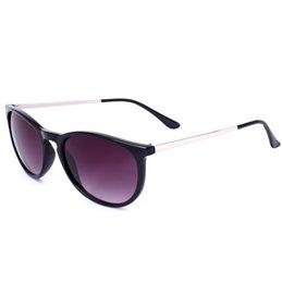 Wholesale LauraFairy Polarized UV400 Preotection Fashion Men Women Sunglasses Metal Full Rim Round Travel Driving Fishing Party Sunglasses VS90012