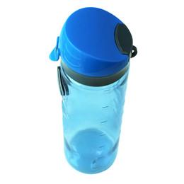 Vente en gros Chine usine 700ml PET PP bouteille d'eau de sport avec des directions Food Grade pour randonnée en plein air à partir de porcelaine sport nautique gros fournisseurs