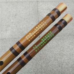 Free-shipping professional dizi Chinese bamboo flute musical instrument copper joint coffee wiring in Key C D E F G cost-effective price