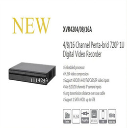 Wholesale DAHUA NEW Product Channel Penta brid P U Digital Video Recorder Without Logo XVR4204A XVR4208A XVR4216A
