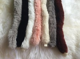 Wholesale 2016 small children in autumn and winter fur scarf hair female high Ode to joy decoration cover mouth collar spot