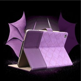 Magnetic 360 Rotating leather case Smart cover Stand for ipad 5 ipad air