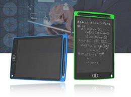 """LCD Writing Pad Tablet 8.5"""" eWriter Handwriting Pads Portable Tablet Board ePaper, for Adults, Children and Disables DHL Free"""