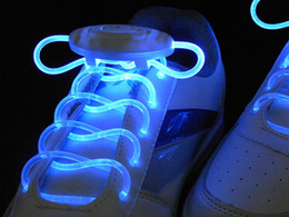 Factory Wholesale good quality light shoelaces,led shoe lace,shoelace lights,Disco Party Skating Sports Glow strings