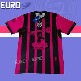 Descuento camisetas de fútbol de color rosa 2016 2017 México Club Necaxa rosa UANL home away camiseta de fútbol 16 17 Necaxa camiseta de fútbol 2017 Necaxa Jersey de fútbol AAA + calidad