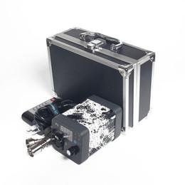 Hot Seller MenovoBrand Mnail D Nail Dnail Electronic Temperature Controller Box for DIY Smoker E Dabber Nail with Titanium Nail & Carb Cap