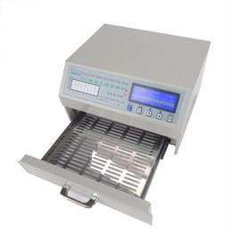 Four de Reflow sans plomb automatique 600W pour SMD Rework, zone de soudure 180 * 120mm 110v 220v à partir de un four de brasage par refusion fabricateur