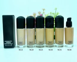 Wholesale HOT Makeup Face Hyper Real Spf15 Foundation Liquid ML DHL GIFT