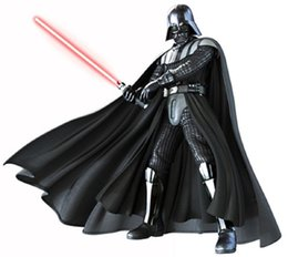 Wholesale 2017 Hot Sale Halloween Party Adult Cosplay Costumes Darth Vader Adult Costume Darth Vader Costume With Aurora Sword For Adult