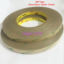 Wholesale new M Roll mm mm mm Double Sided Tape M Adhesive Tape for ws2811 ws2801 Led strips