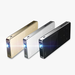 Wholesale lumens dlp pocket Projector k smartphone projector full hd D inches TV android projector wifi best cheap in china