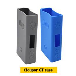 Acheter en ligne Cloupor gt-Housse de protection en caoutchouc colorée pour cloupor Housse en silicone souple pour peau GT modérée Wrap