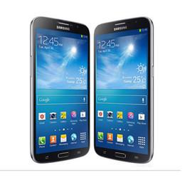 Wholesale Reacondicionado Samsung Galaxy GALAXY Mega I9200 Celular Dual Core GHz GB MP mAh Batería teléfono original desbloqueado