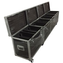 Wholesale Flight Case For Stage Light Moving Head Light Beam Light Fog Machine Support Customization in in in flight case
