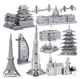 Wholesale New High Quality Metallic Steel Nano Intelligence D battlefleet gothic Steamer Ship Puzzle Model No Glue Toy Gift Decoration