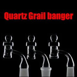 Wholesale Toro Glass Quartz Grail mm thick quartz banger nail degree mm mm mm male mm mm female joint price