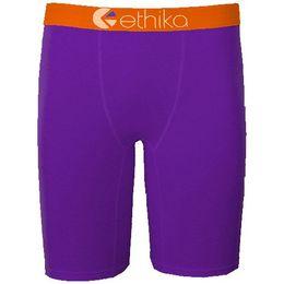 Wholesale no packing no size printed version of Ethika Staple underwear boxers quick dry bboy breaking excise underwear skateboard street fashion